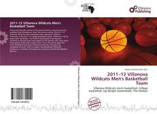 Portada del libro de 2011–12 Villanova Wildcats Men's Basketball Team