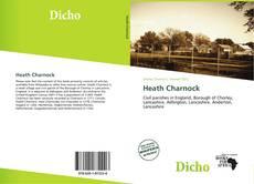 Capa do livro de Heath Charnock