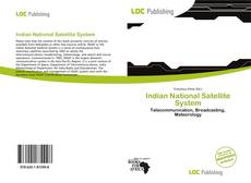 Capa do livro de Indian National Satellite System