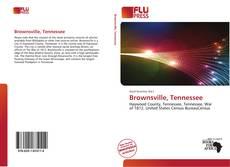 Portada del libro de Brownsville, Tennessee