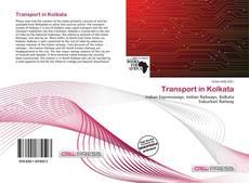 Buchcover von Transport in Kolkata