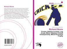 Richard Skone kitap kapağı