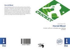 Buchcover von Harold Mead
