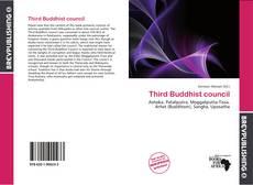 Third Buddhist council kitap kapağı