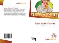 Portada del libro de Arthur Martin (Cricketer)