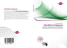 Bookcover of Atal Bihari Vajpayee