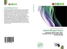 Couverture de James Morgan Pryse