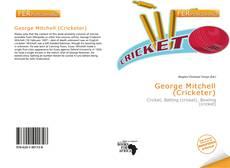 Portada del libro de George Mitchell (Cricketer)