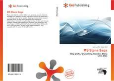Bookcover of MS Stena Saga