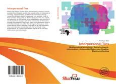 Couverture de Interpersonal Ties