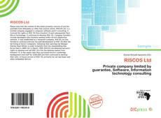 Bookcover of RISCOS Ltd
