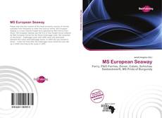 Bookcover of MS European Seaway