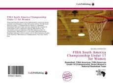 FIBA South America Championship Under 17 for Women kitap kapağı