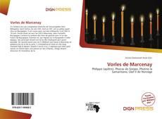 Bookcover of Vorles de Marcenay