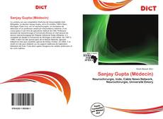 Copertina di Sanjay Gupta (Médecin)