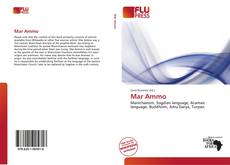 Bookcover of Mar Ammo