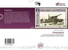 Buchcover von Propinquity