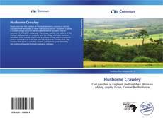 Обложка Husborne Crawley