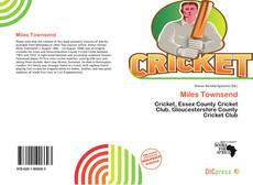 Bookcover of Miles Townsend