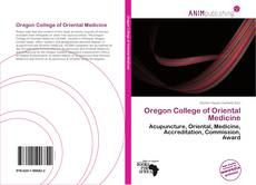 Capa do livro de Oregon College of Oriental Medicine