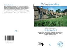Little Barford kitap kapağı