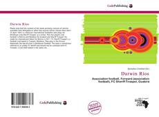 Buchcover von Darwin Ríos