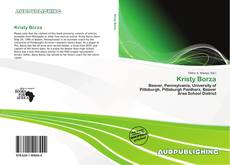 Bookcover of Kristy Borza
