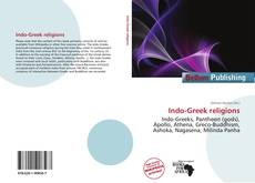 Bookcover of Indo-Greek religions