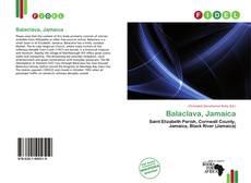 Bookcover of Balaclava, Jamaica