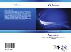 Capa do livro de Accompong