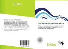 Muhammad Bahâdur Shâh的封面