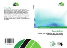 Amrish Puri的封面