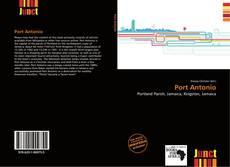 Port Antonio kitap kapağı