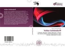 Buchcover von Volker Schlöndorff