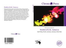 Bookcover of Haddersfield, Jamaica