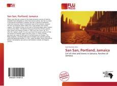 Bookcover of San San, Portland, Jamaica