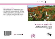 Capa do livro de California, Berkshire