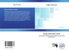 Andy Johnson-Laird kitap kapağı