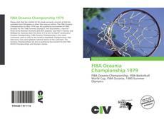 Capa do livro de FIBA Oceania Championship 1979