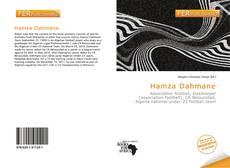 Обложка Hamza Dahmane