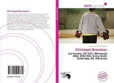 Bookcover of Christoph Brandner