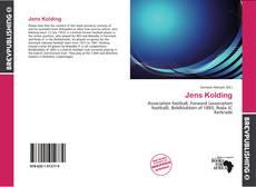 Bookcover of Jens Kolding