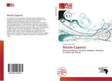 Обложка Nicola Capocci