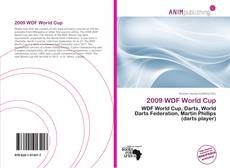Bookcover of 2009 WDF World Cup