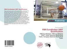 Capa do livro de FIBA EuroBasket 2007 Qualification
