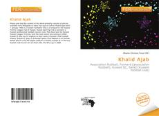 Bookcover of Khalid Ajab