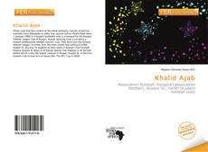 Portada del libro de Khalid Ajab