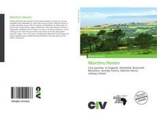 Capa do livro de Martins Heron