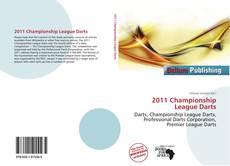 Couverture de 2011 Championship League Darts