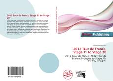 Copertina di 2012 Tour de France, Stage 11 to Stage 20